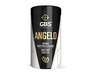 Kawa GBS rozpuszczalna [100g], smak: ORZECH-ŚMIETANA