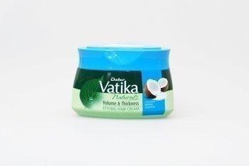 Krem Vatika do stylizacji włosów - kokos, henna i migdał