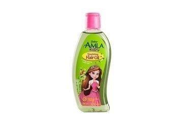Olejek do włosów dla dzieci Dabur Amla KIDS 200 ml