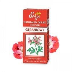 Olejek geraniowy na zmniejszenie cellulitu