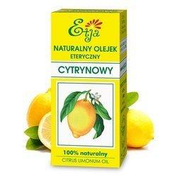 Olejek naturalny cytrynowy ETJA wspomaga odporność