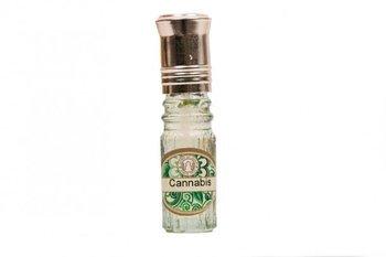 Skoncentrowany indyjski olejek zapachowy 2,5 ml - Cannabis