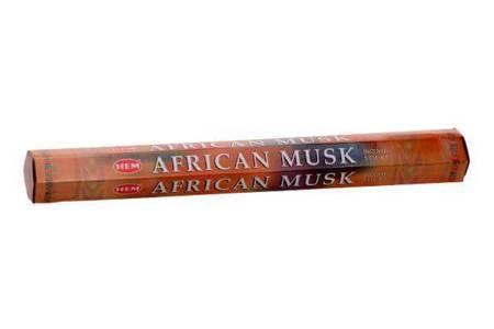 AFRICAN MUSK / AFRYKAŃSKIE PIŻMO