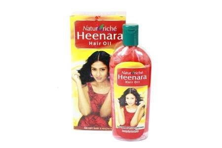 Hesh ziołowy olejek do włosów Heenara 100 ml