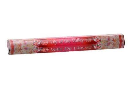 LILY OF THE VALLEY / VALLE DE LILAS / LILIE Z DOLINY