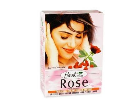 Maseczka z płatków róży Hesh 100g